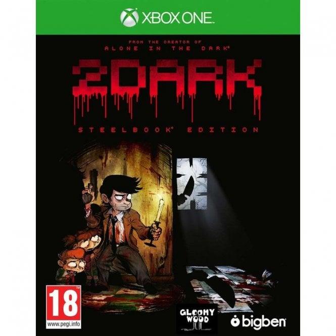 2 Dark Steelbook Xbox