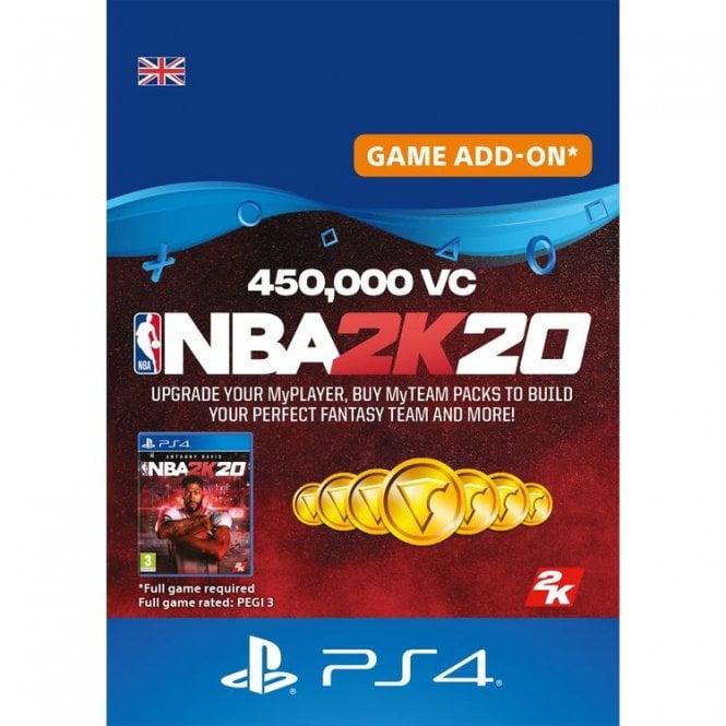 450,000 VC (NBA 2K20)