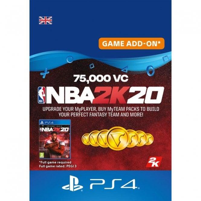 75,000 VC (NBA 2K20)