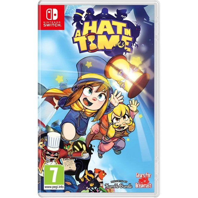 A Hat in Time Switch