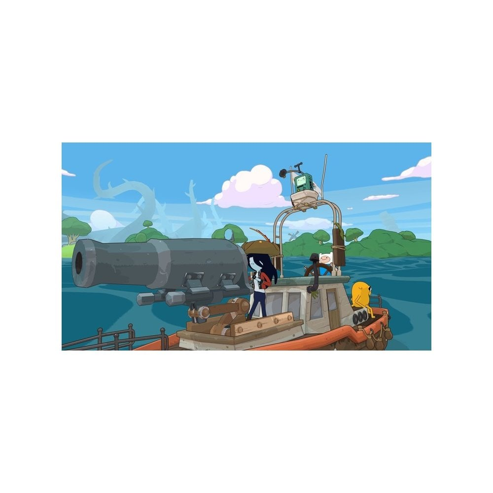Adventure Time Pirates of the Enchiridion Switch