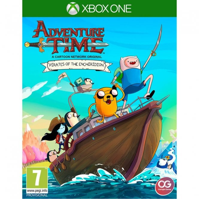 Adventure Time Pirates of the Enchiridion Xbox