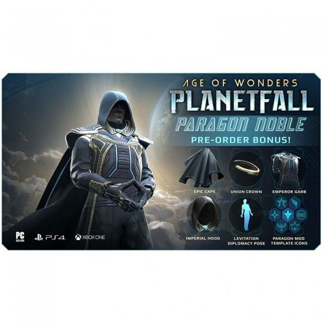 Age of Wonders Planetfall Day One Edition Xbox One