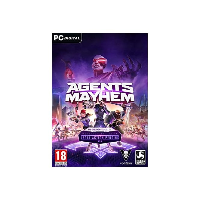 Agents of Mayhem Special Edition PC