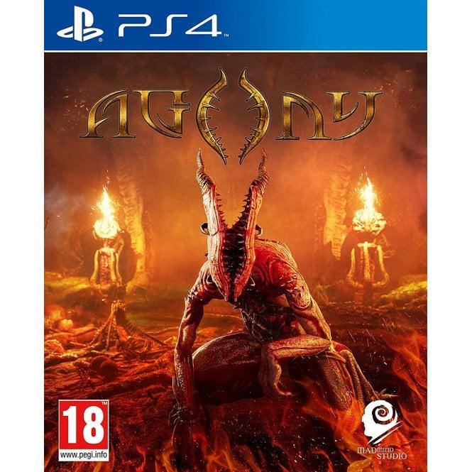 Agony PS4