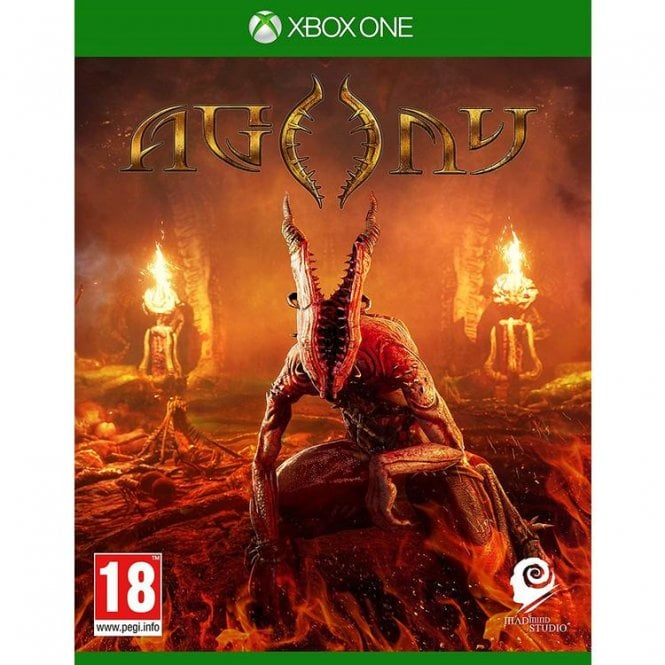 Agony Xbox