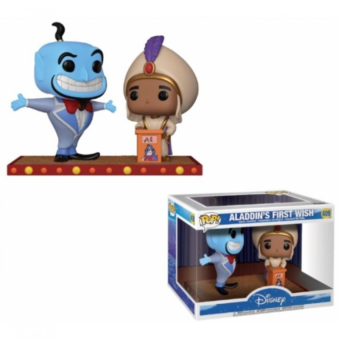 Aladdin's First Wish POP! Movie Moments