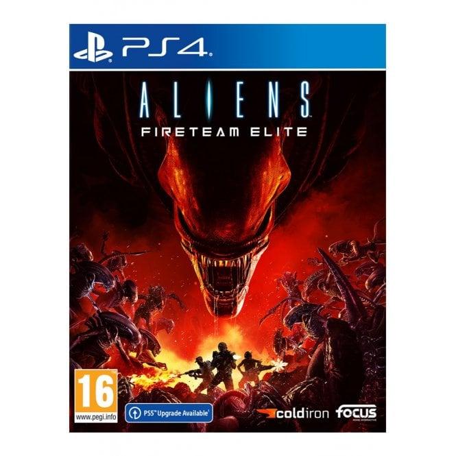 Aliens Fireteam Elite PS4