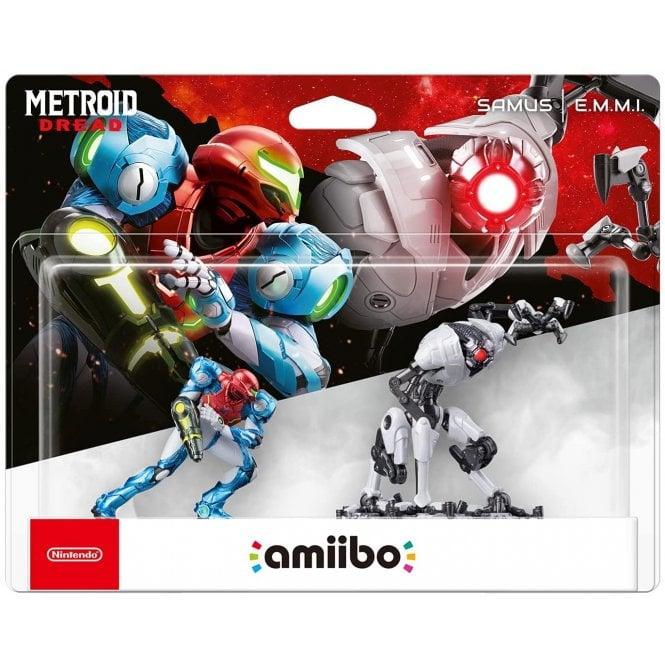 amiibo SAMUS/E.M.M.I. 2in1 Pack Amiibo