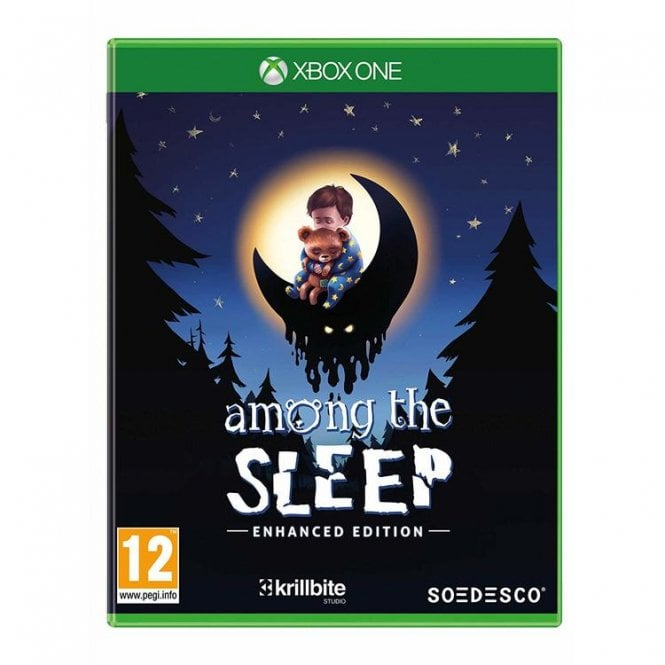 Among The Sleep Enhanced Edition Xbox