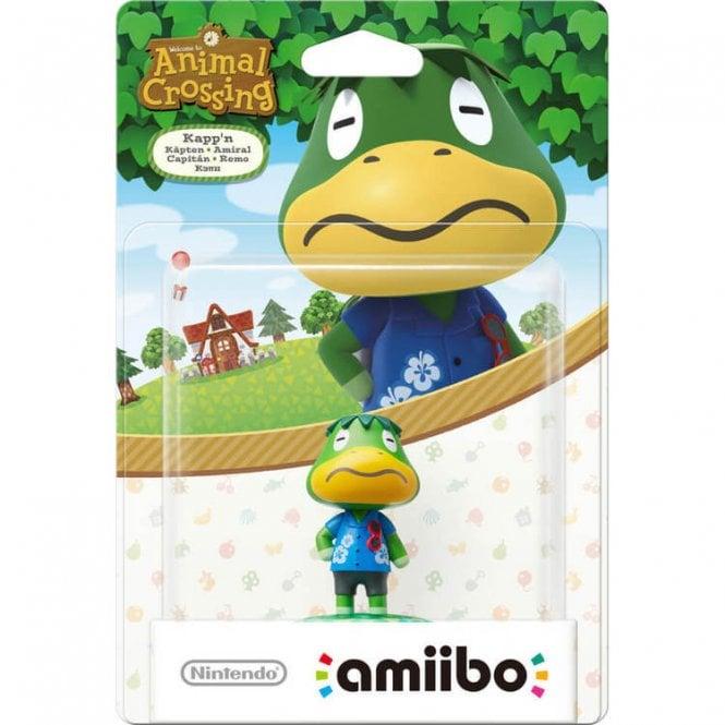 Animal Crossing Collection Kapp'n Amiibo