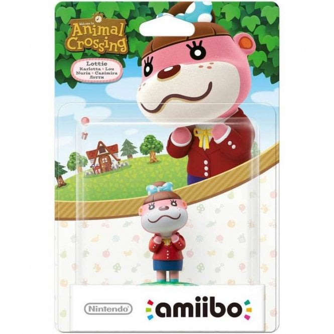 Animal Crossing Collection Lottie Amiibo