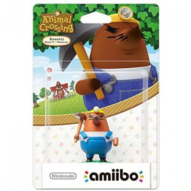 Animal Crossing Collection Resetti Amiibo