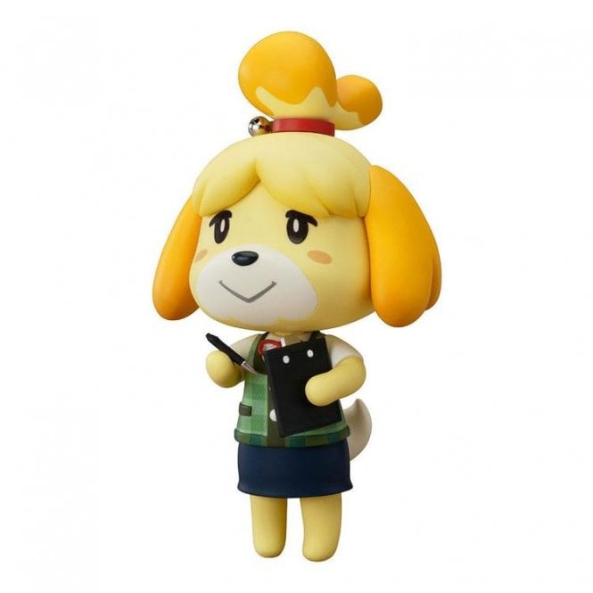 Animal Crossing New Leaf Nendoroid Shizue Isabelle