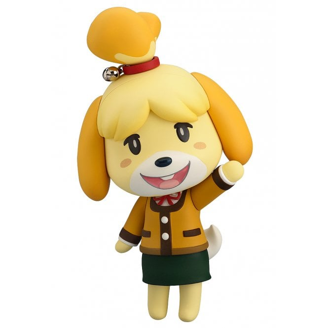 Animal Crossing Shizue Isabelle Nendoroid Winter ver.
