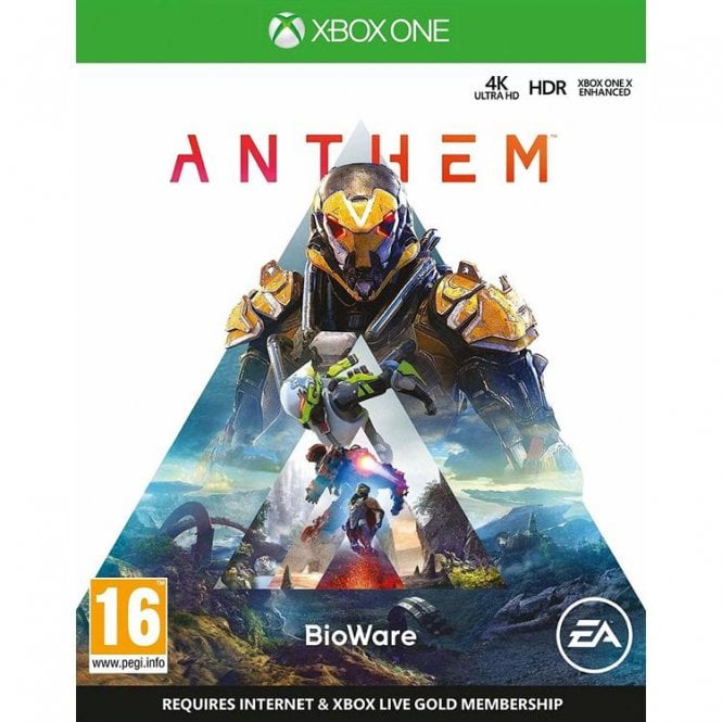 Anthem Xbox