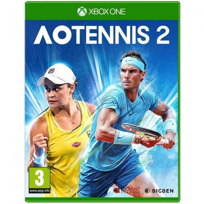 AO Tennis 2 Xbox