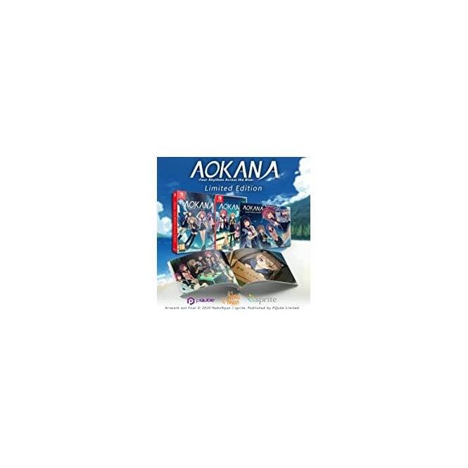 Aokana Four Rhythms Across The Blue Limited Edition Switch