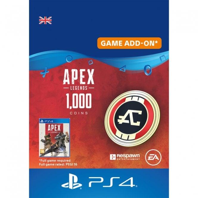Apex Legends 1,000 Apex Coins