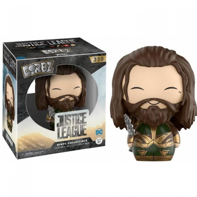 Aquaman Dorbz with Chase