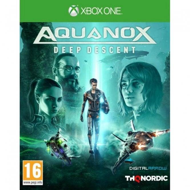 Aquanox Deep Descent Xbox