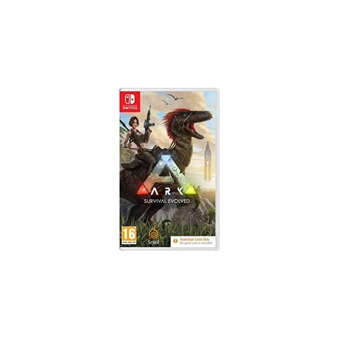 ARK Survival Evolved Code in Box Switch