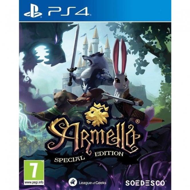 Armello Deluxe Edition PS4