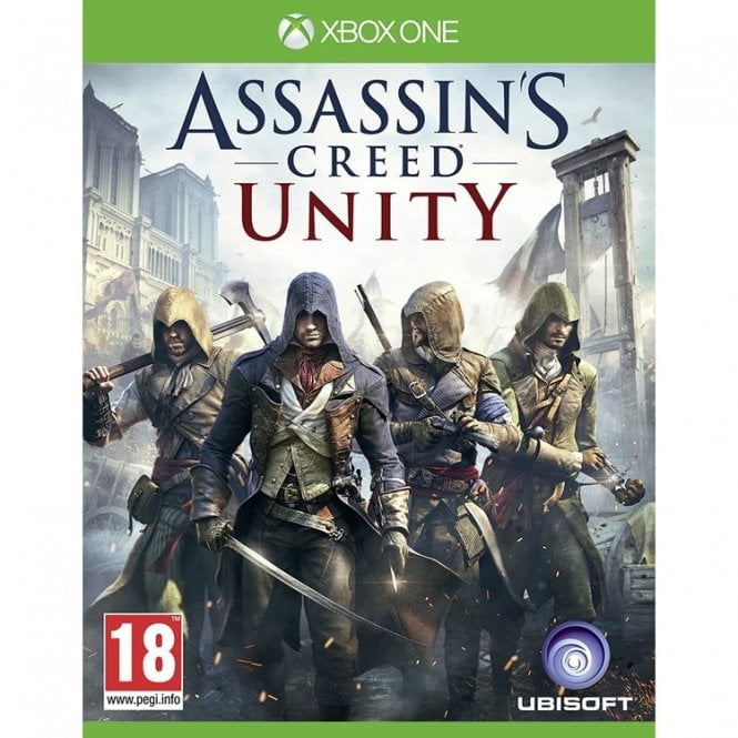 Assassin`s Creed Unity Xbox One