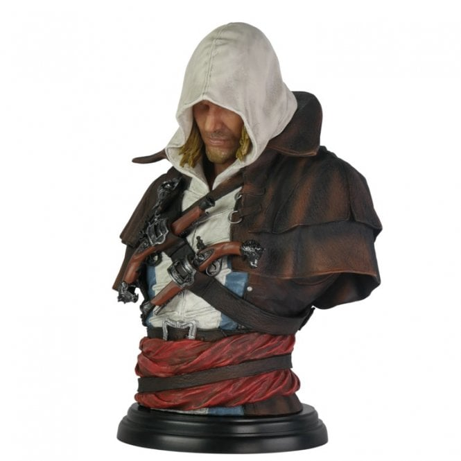 Assassin's Creed Legacy Collection Assassin`s Creed IV Black Flag Edward Kenway Bust