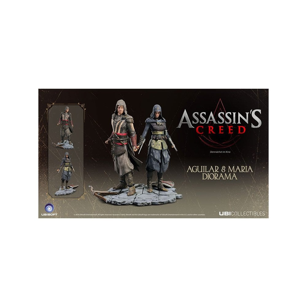 Ubisoft Assassins Creed Movie Maria 23cm Figur