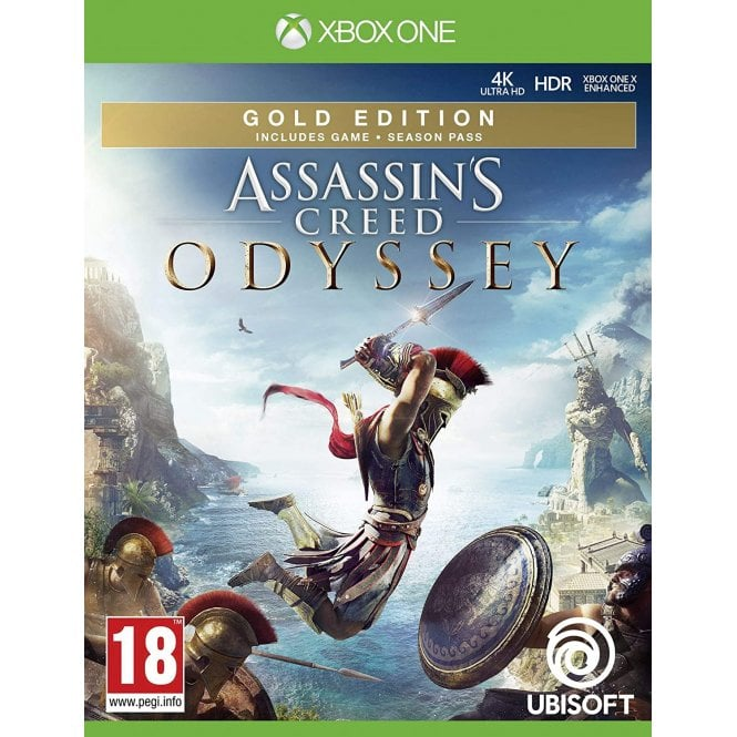 Assassin's Creed Odyssey Gold Edition Xbox