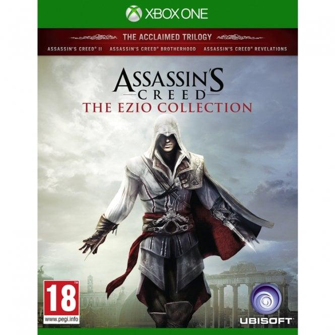 Assassin's Creed The Ezio Collection Xbox