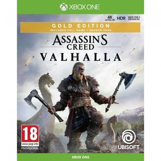 Assassin's Creed Valhalla Gold Edition Xbox