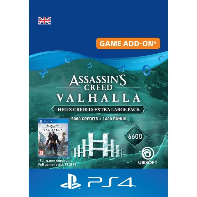 Assassin's Creed Valhalla - Helix Credits Extra Large Pack