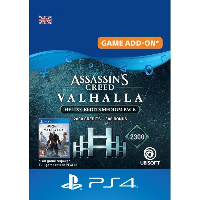 Assassin's Creed Valhalla - Helix Credits Medium Pack (2,300)
