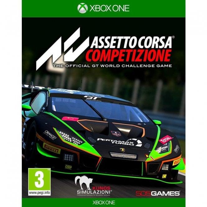 Assetto Corsa Competizione Xbox
