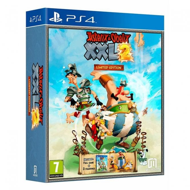 Asterix and Obelix XXL2 Limited Edition PS4