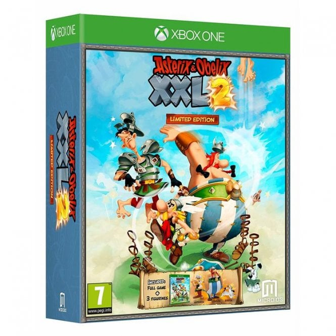 Asterix and Obelix XXL2 Limited Edition Xbox One