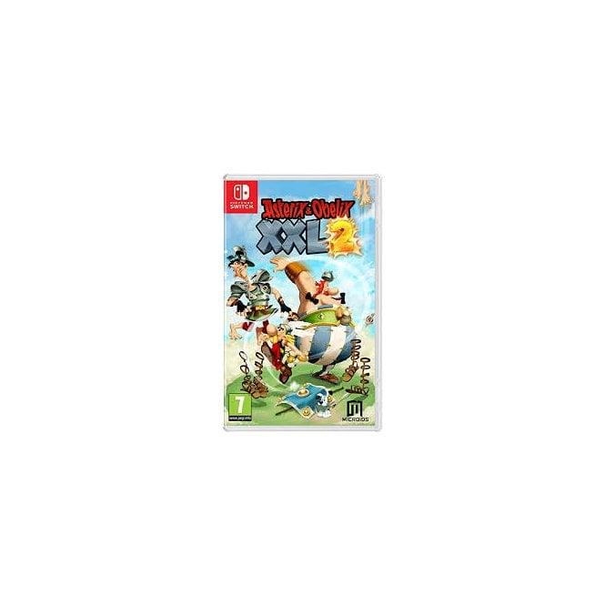 Asterix & Obelix XXL Remastered Switch