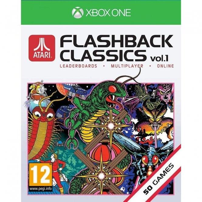 Atari Flashback Classics Vol 1 Xbox
