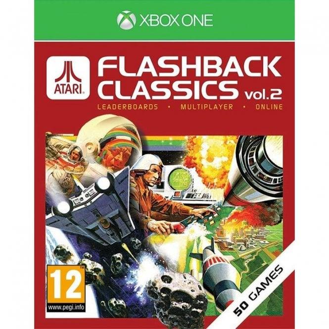 Atari Flashback Classics Vol 2 Xbox