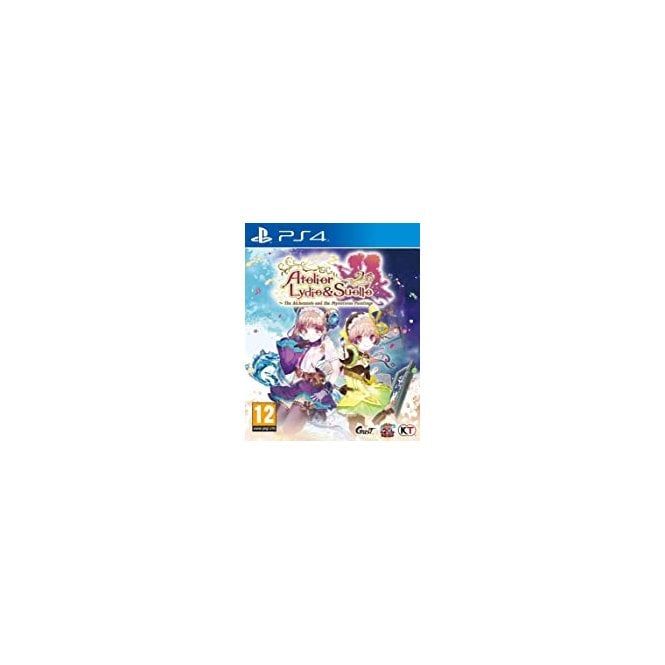 Atelier Lydie & Suelle The Alchemists and the Mysterious Paintings PS4