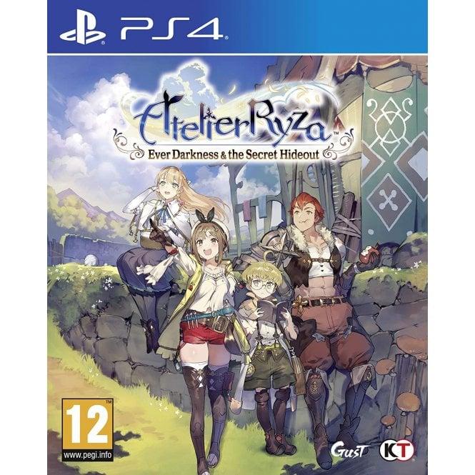 Atelier Ryza PS4