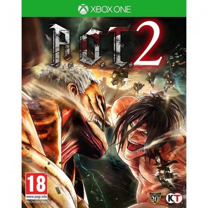 Attack on Titan 2 Xbox
