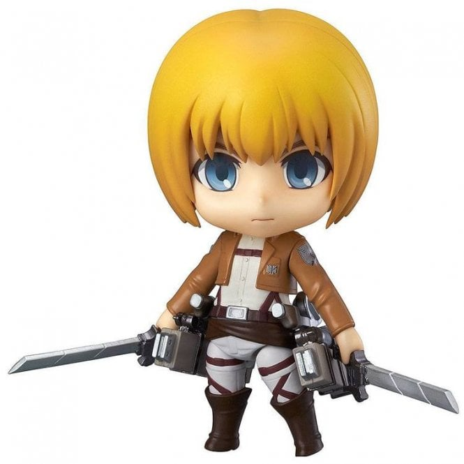 Attack on Titan Armin Arlert Nendoroid