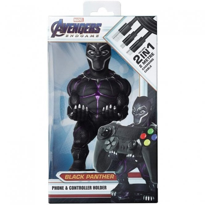 Avengers Cable Guy Black Panther