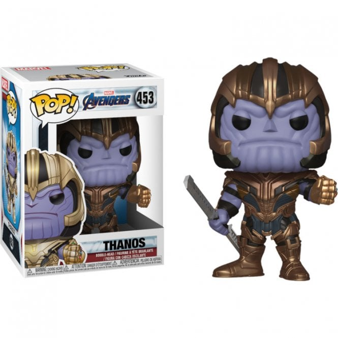 Avengers Endgame Thanos Pop! Vinyl