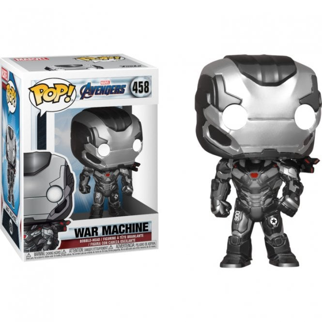 Avengers Endgame War Machine Pop! Vinyl