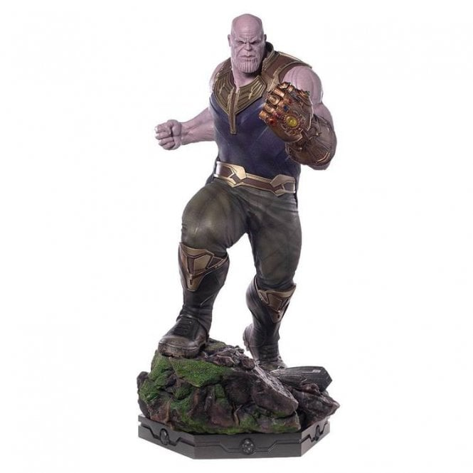 Avengers Infinity War 1/4 Legacy Replica Statue Thanos
