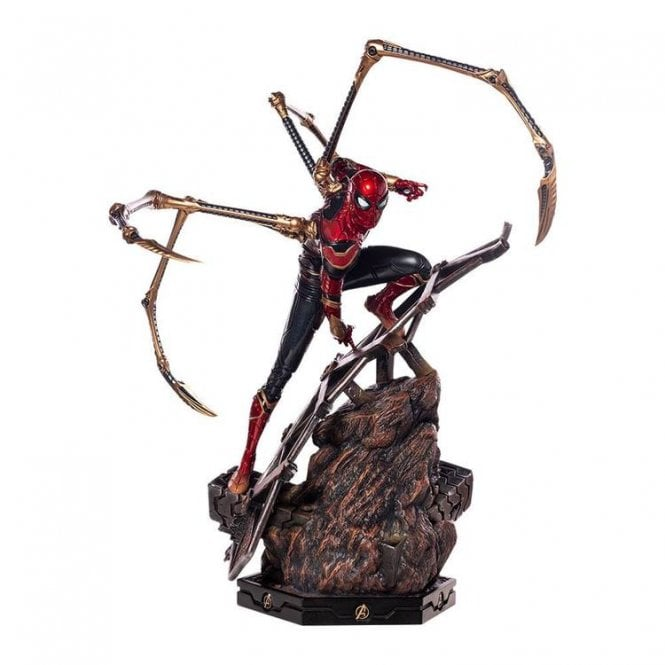 Avengers Infinity War 1/4 Legacy Statue Iron Spider-Man
